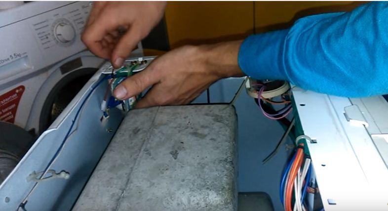 Ремонт стиральных машин замена тэна своими руками 97