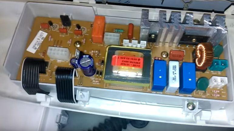109Стиральная машина samsung s821 не включается ремонт